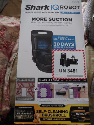 Shark IQ Robot Bagless Vacuum R105AE for Sale in LOS RNCHS ABQ, NM