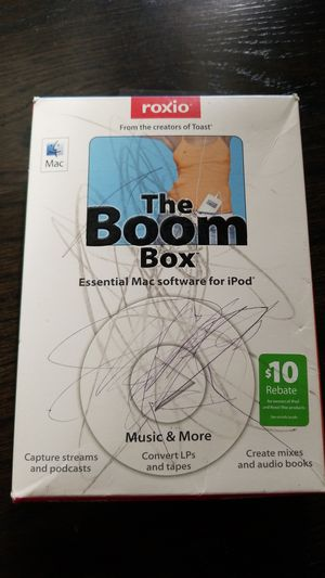 The Boom Box Software for Sale in McLean, VA