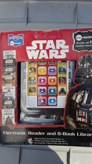 Star Wars electronic reader for Sale in Indianapolis, IN
