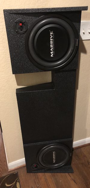 F150 Subwoofers for Sale in Houston, TX