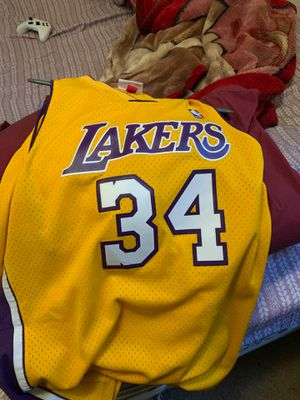 Lakers jersey for Sale in Lynnwood, WA