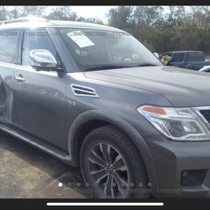 Parting Out 2018 Nissan Armada Salvage Parts Only for Sale in La Puente, CA