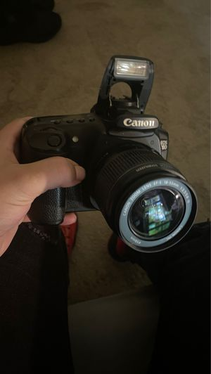 Canon eos 20d for Sale in Manchester, CT