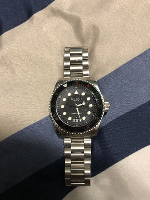 Gucci Watch Stainless Steel (Water Resistant) for Sale in Houston, TX