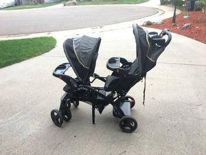 Double Stroller Sit N Stand for Sale in Louisville, CO