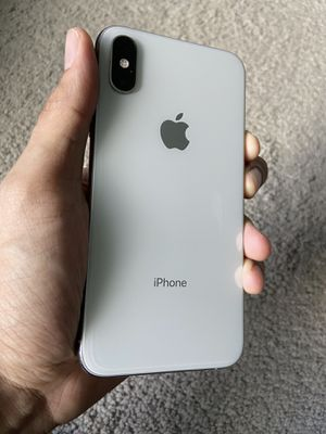 iPhone X 256GB ATnT and Cricket ✅ Excellent Condition ✅ for Sale in Glenview, IL