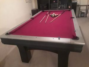 Pool table for Sale in Lorton, VA