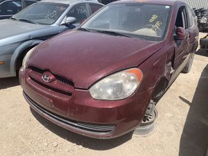 2005 - 2011 HYUNDAI ACCENT (PARTS ONLY) 2006; 2007; 2008; 2009; 2010 for Sale in Dallas, TX