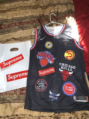 Supreme x nba jersey for Sale in Golden, CO