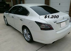 2013 Nissan Maxima $1200 --Fully maintained-- New Tires! for Sale in Gulfport, FL