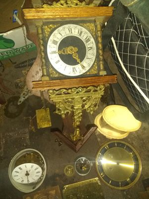 Antique German American clocks maker lot. Must see! for Sale in Austin, TX