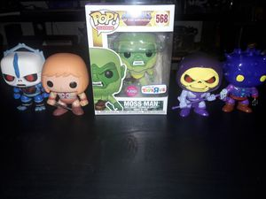 MOTU POP Vinyl figures for Sale in Chandler, AZ