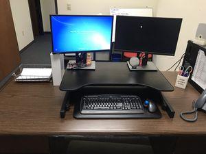 Standing Desk for Sale in Hutto, TX