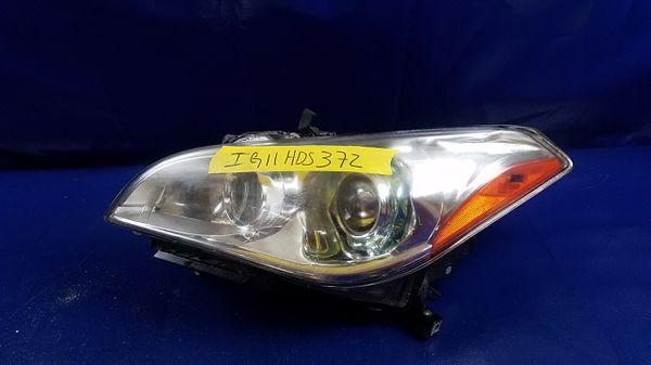 11-14 INFINITI M37 M56 Q70 LEFT DRIVER SIDE XENON HEADLIGHT HEADLAMP