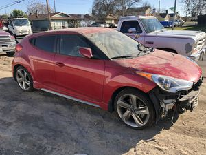 2013 Hyundai Veloster for parts only for Sale in Modesto, CA