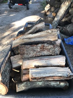 FIREWOOD- RED/WHITE/LIVE OAK- PECAN & CAMPWOOD for Sale in Pasadena, TX