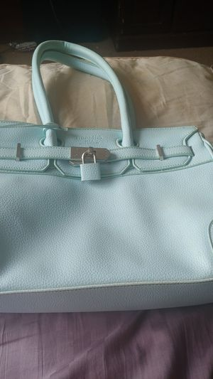 Hermes bag. baby blue for Sale in Anaheim, CA