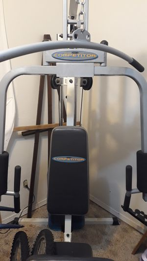 Great condition Impex competitor workout and weight training machine for Sale in Auburn, WA