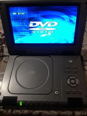 "9"" PORTABLE DVD PLAYER DURABRAND for Sale in Woodbridge, VA"