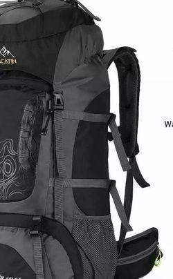 Unisex Internal Frame 70L Backpack Water-Resistant Hiking Daypack Backpacks for Sale in Fontana,  CA