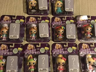 10 Trinity And Beyond Collectible Mystery Figurine ($70 For all 10 or $9 each) for Sale in Vancouver,  WA