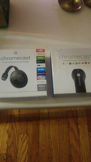 1 Chromecast for Sale in Philadelphia, PA