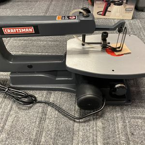 Craftsman Scroll Saw for Sale in Springfield, PA