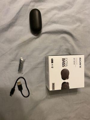 Sony Wf-xb700 true wireless headphones for Sale in Miami, FL