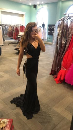 Black Faviana prom dress for Sale in Indianapolis, IN