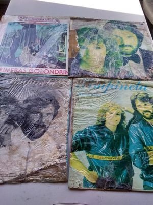Pimpinela 4 vinil discos for Sale in Houston, TX