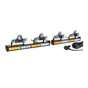 Amber And White Visor Lights for Sale in Naperville, IL