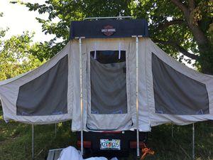 Aspen Ambassador motorcycle/car pop up camper for Sale in Spring Hill, FL