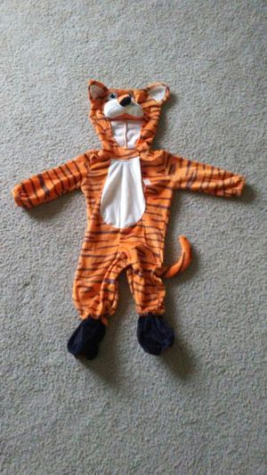 Tiger costume 0-6m for Sale in Royersford, PA