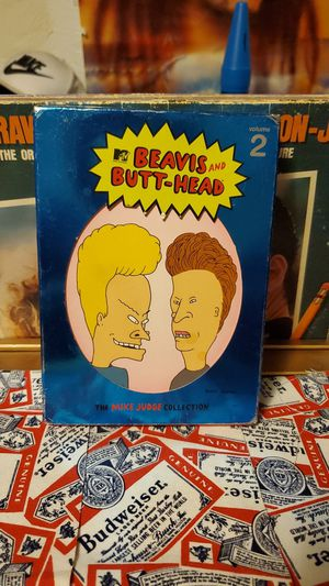 MTV's beavis and butt- head volume 2 for Sale in Salinas, CA