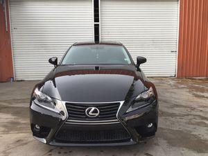 2015 Lexus IS 250 for Sale in San Antonio, TX
