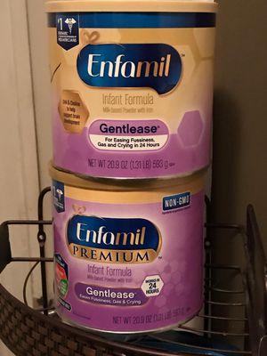 ENFAMIL GENTLEASE BOTES GRANDES $20 each BABY FORMULA -TAMBIEN COMPRO Y CAMBIO POR ENFAMIL DE 12.onz for Sale in Anaheim, CA