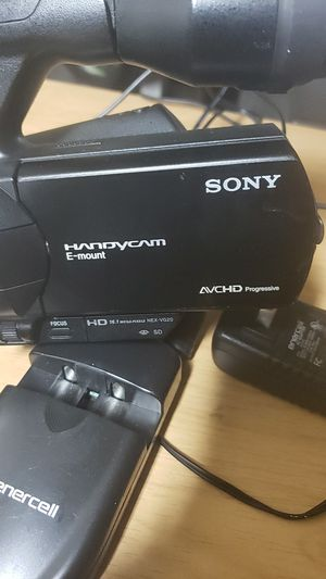 Sony Handycam E-mount ForSale for Sale in Hayward, CA