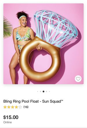 Brand New Diamond Ring Pool Float 💍 for Sale in Aurora, CO