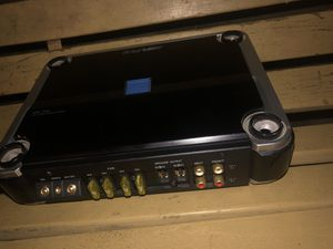 Pdx alpine amp asking $200 for Sale in Fontana, CA
