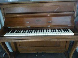 Monochord piano, big red piano for Sale in West Covina, CA