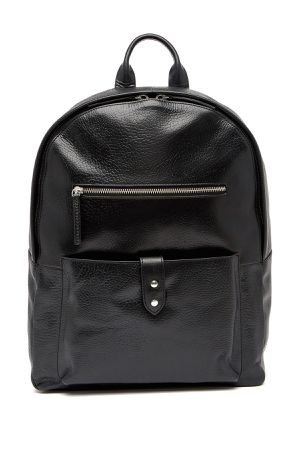 NEW $398 Cole Haan Saunders Leather Zip Top Backpack for Sale in Miami, FL