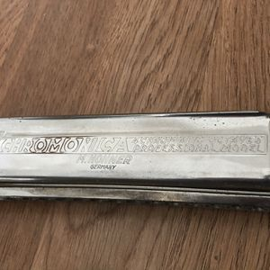 HOHNER 64 Chromonica Made In Germany for Sale in Union City, CA