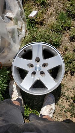 Jeep Rims for Sale in Madera,  CA
