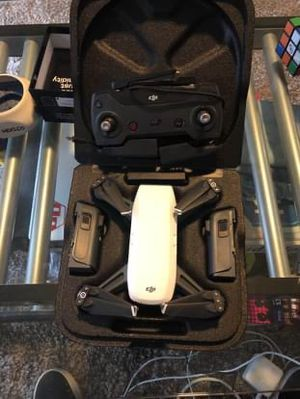 DJI Spark with the Fly More package for Sale in Austin, TX