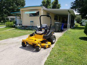 Hustler Fastrak 54in for Sale in Lakeland, FL