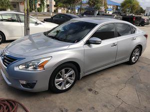 2015 Nissan Altima SL good , bad or no credit everybody rides ! Se habla español $212/Mo for Sale in Cape Coral, FL