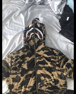 BAPE JACKET for Sale in Gahanna, OH