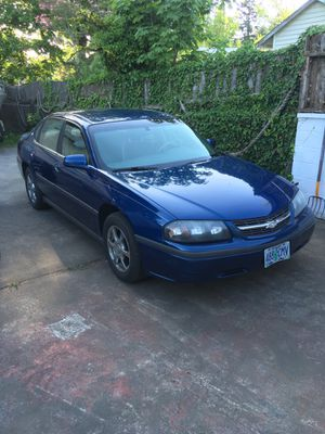 2005 Chevy Impala for Sale in Portland, OR