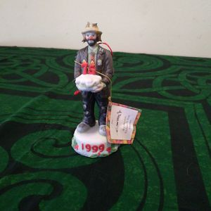 Emmett Kelly- 75th Christmas Ornament for Sale in East Hampton, CT