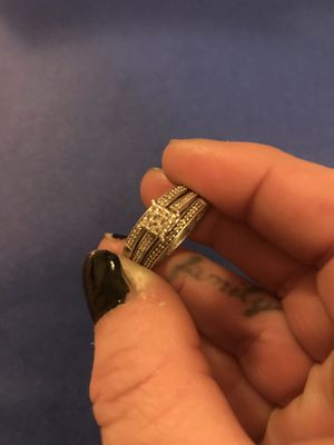 3 wedding ring sets & 3 additional rings for Sale in Fountain Inn, SC